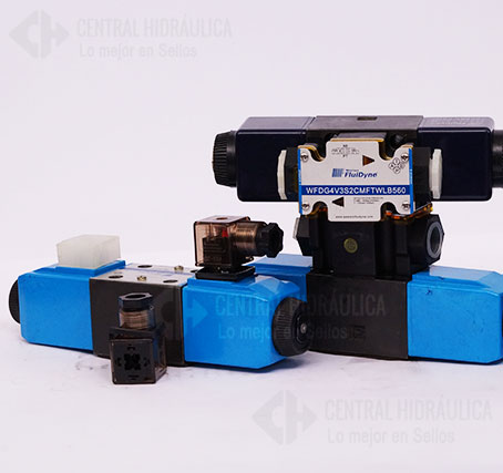 Electrovalvula hidraulica precio